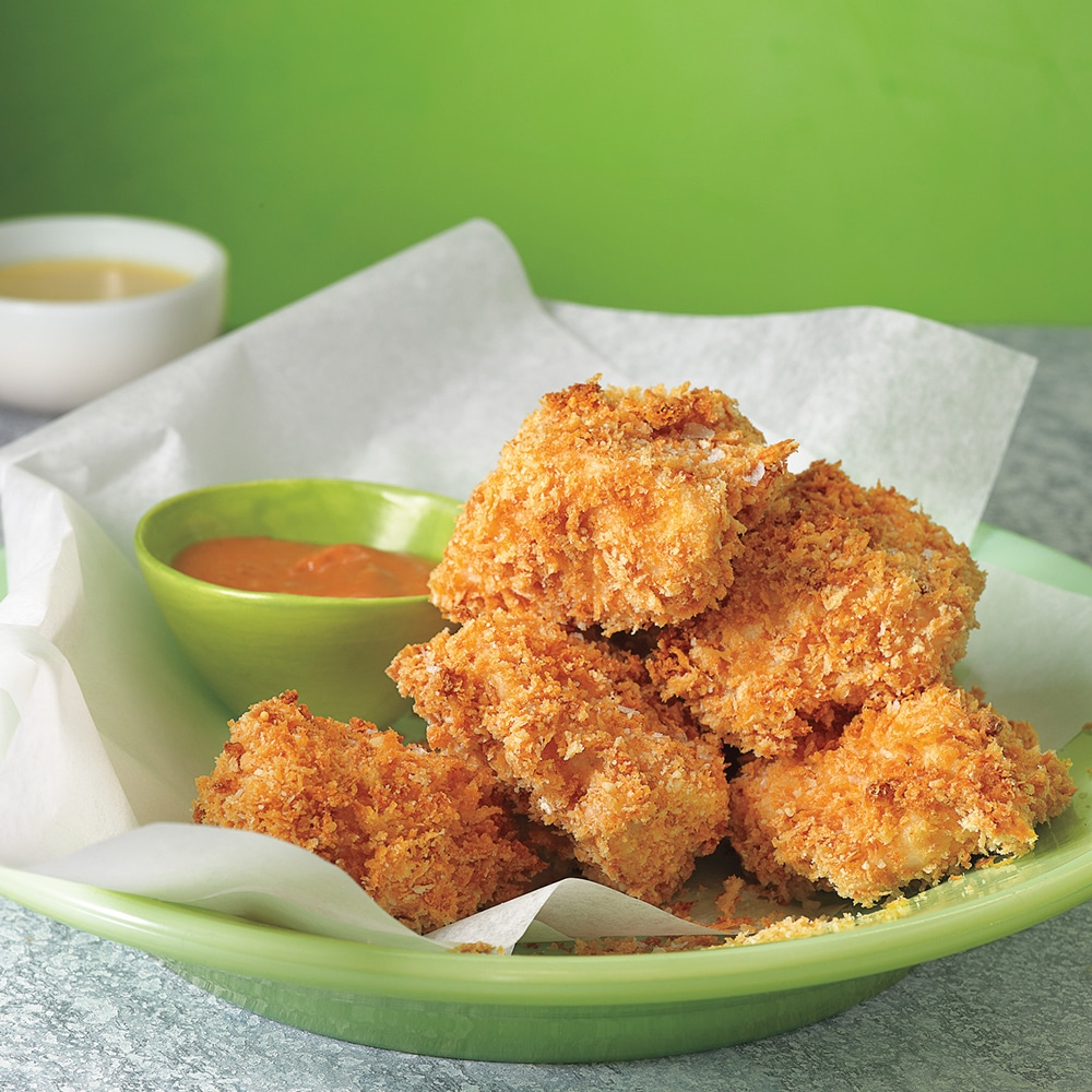 healthy chicken nuggets